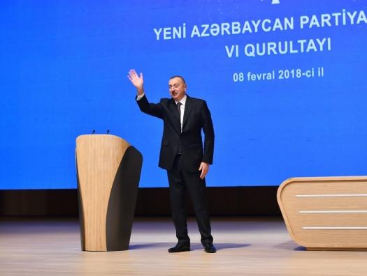 Ильхам Алиев перезагрузил «Ени Азербайджан»
