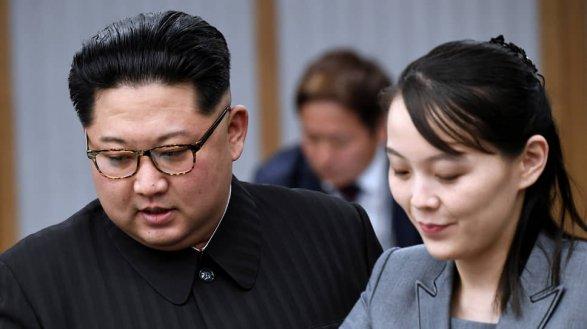Сестра Ким Чен Ына угрожает администрации Байдена