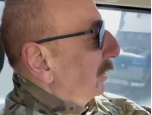 Ильхам и Мехрибан Алиевы в Шуше возрождают историю
