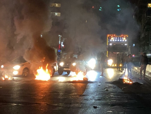 Ливан скатывается в ад
