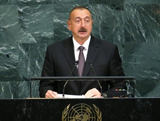 Еще один прорыв Алиева… Под аплодисменты 133 стран