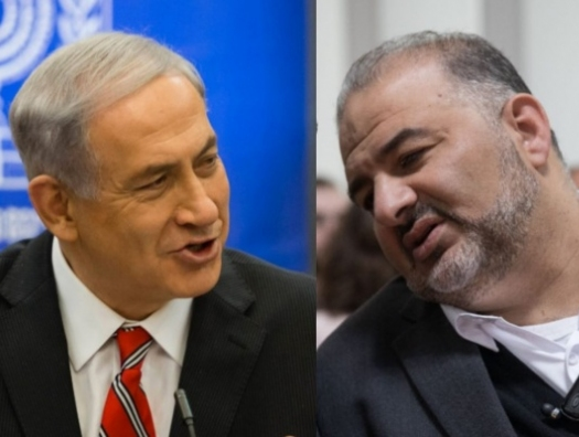Нетаньяху без арабов не дотягивает до победы