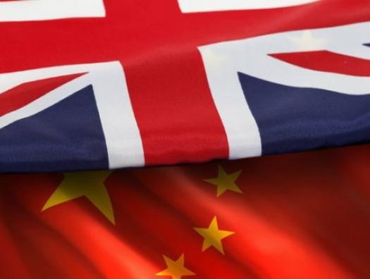 Китай нанес удар и по Великобритании