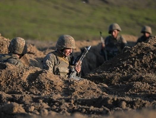 Армянские военнослужащие попали в окружение на границе с Лачином? Минобороны Азербайджана опровергает