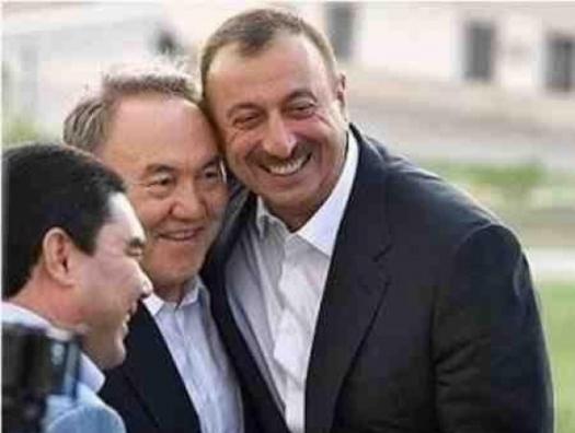 Назарбаев начал, Алиев развил, Эрдоган поставил точку