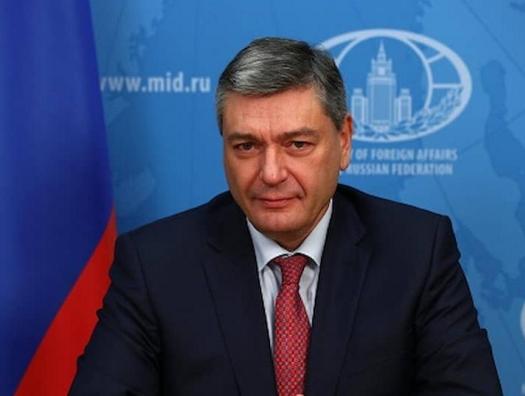 Замминистра иностранных дел России ушел от вопроса о разминировании в Карабахе