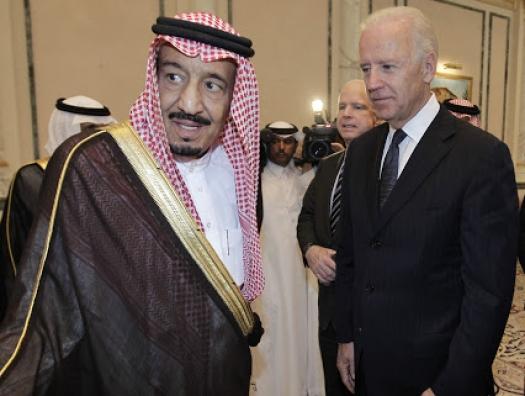 Предательский удар Вашингтона по Саудовской Аравии