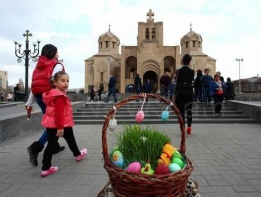 Армянские яйца не для армян