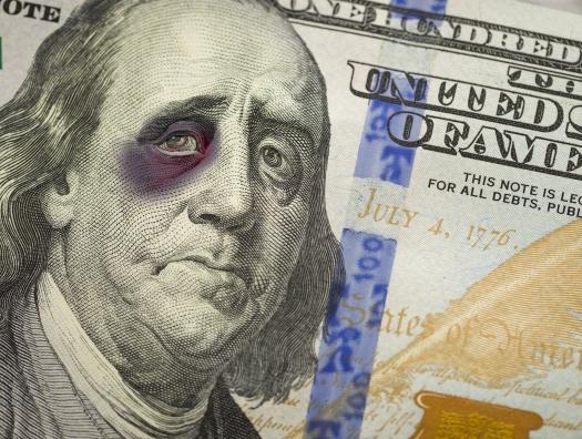 Россия наезжает на доллар