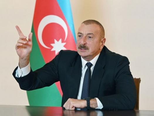 Ильхам Алиев предупредил чиновников о летнем дефиците воды