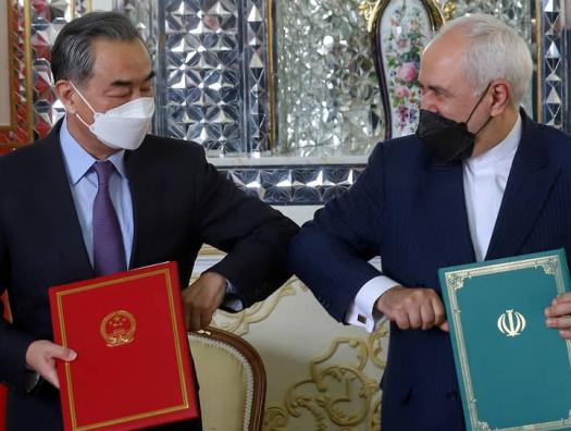 Иран тоже ушел к Китаю