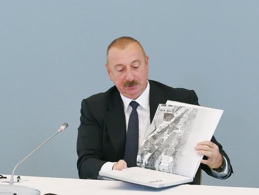 Ильхам Алиев – один в поле воин