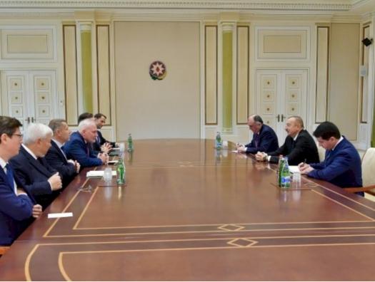 Алиев про Ивана, а Минская группа про Болвана