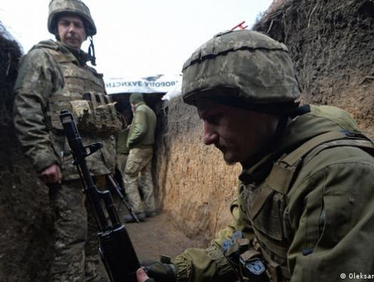 Украина большой войны не хочет