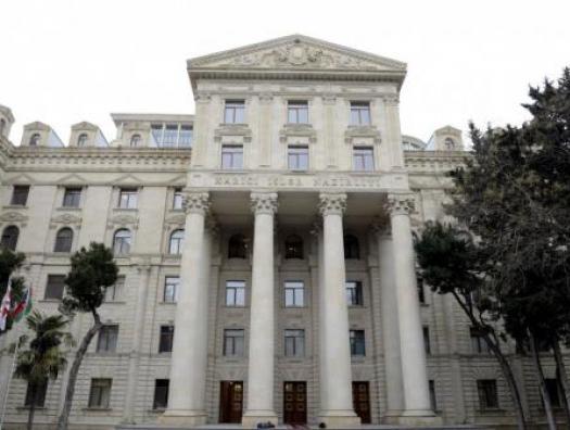 МИД Азербайджана дипломатично попрощался с представителем Евросоюза