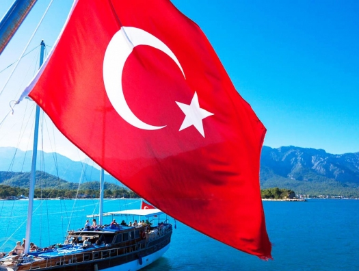 Турция обвалила биткоин