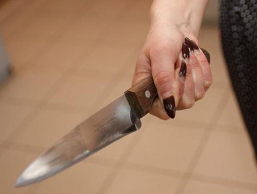 В Лянкяране женщина ударила ножом сестру