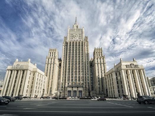 МИД России: Запад нагнетает истерию во всем мире