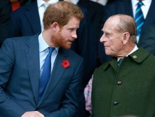 Принц Гарри не задержится в Британии после похорон принца Филиппа