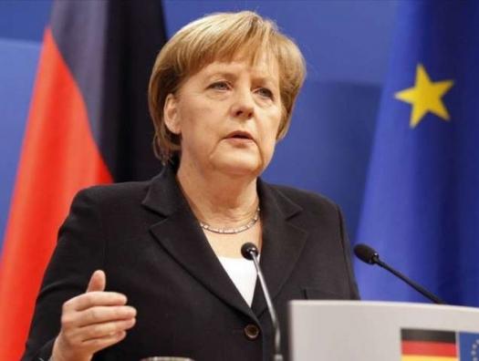Меркель выступила в поддержку территориальной целостности Азербайджана