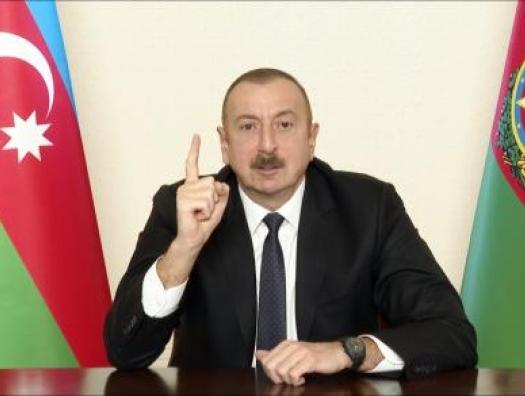 Ильхам Алиев: «Азербайджанский народ вернется в захваченный Зангезур спустя 101 год»