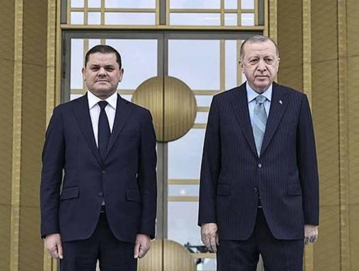 В Ливии наступает турецкое время