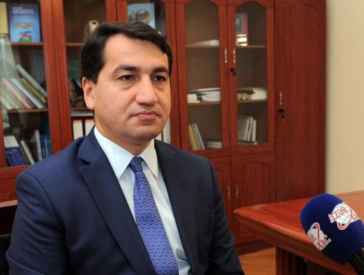 Помощник президента Азербайджана: «Администрация президента США может допустить историческую ошибку»