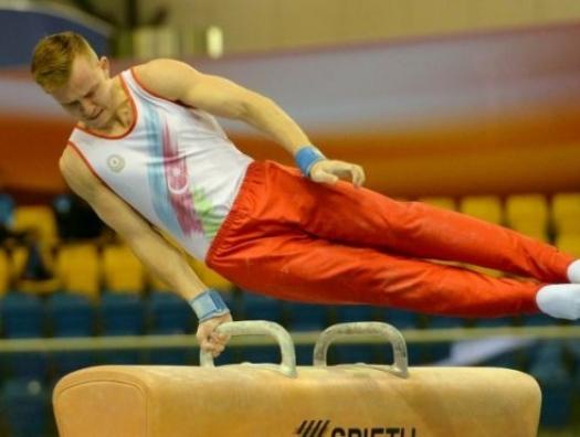 На чемпионате Европы по спортивной гимнастике зафиксирован лучший результат в истории Азербайджана