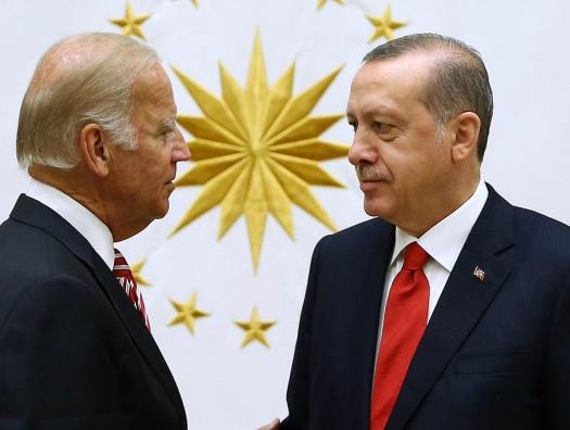 Байден позвонил Эрдогану