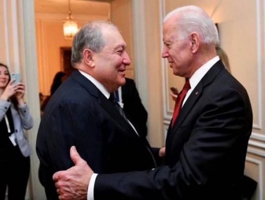 «Байден усиливает антироссийский фактор в Армении»