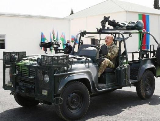 Запад выдавил Huawei в Карабах