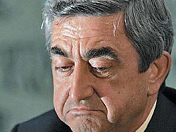 Ermənistanın Baş Prokurorluğundan Serj Sarkisyanın dindirilməsi tələb olunub