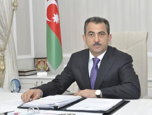 Ильхам Алиев уволил главу «Азерсу»