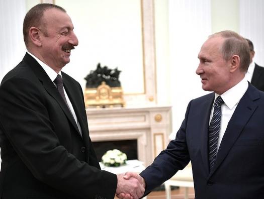 Российско-азербайджанское взаимодействие: Зангезурский узел, Карабах и пандемия