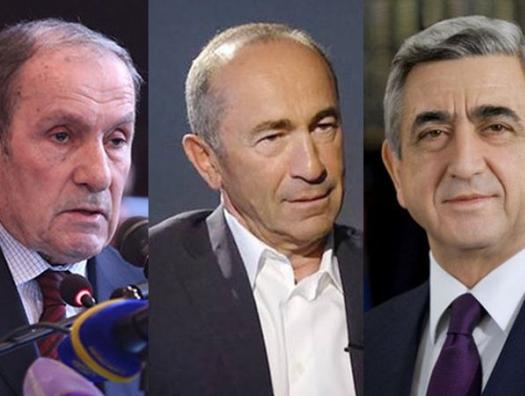 Тер-Петросян предложил Кочаряну и Саргсяну объединиться против Пашиняна