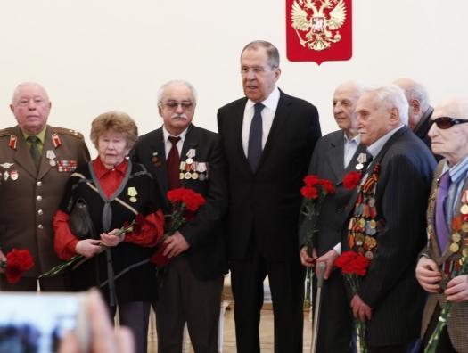Российские ветераны обратились к Лаврову и Шойгу: снести в Карабахе памятник фашисту Нжде!