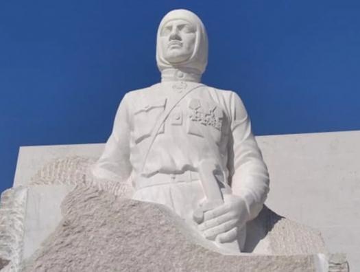 Армяне готовятся к сносу памятника Нжде в Карабахе