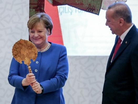 Анкара Берлину важна, Анкара Берлину нужна