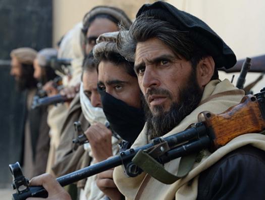 Задержаны двое азербайджанцев среди бойцов движения «Талибан»