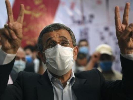 Эпатажный бунт Ахмадинежада