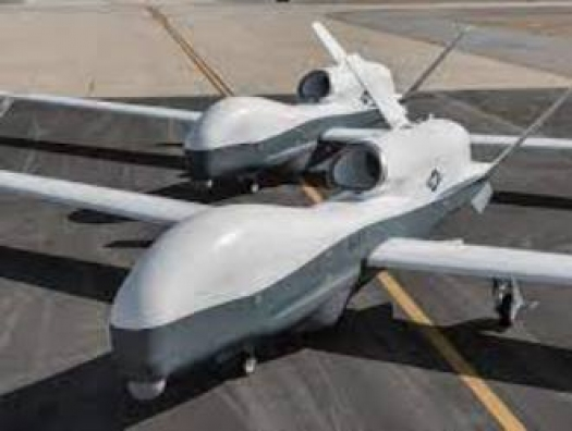 ВВС США разместят в Японии высотные беспилотники Triton