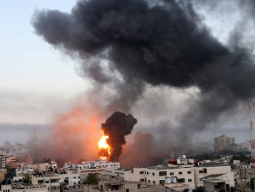 Израиль нанес удар по дому военного лидера ХАМАС