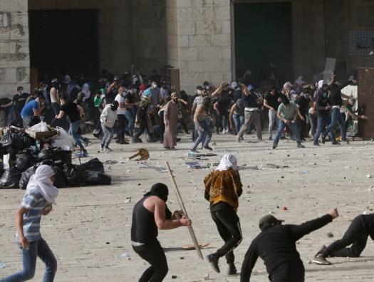 Израильский полковник Давид Мизрахи в интервью haqqin.az: «Началась новая война в Израиле - между арабскими и еврейскими кварталами»