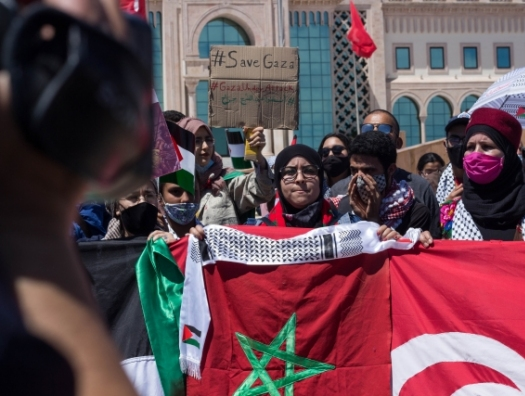 Что такое сочувствие к палестинцам и арабская солидарность?