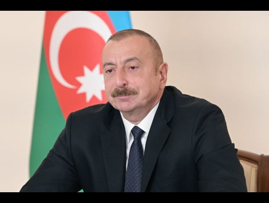 Ильхам Алиев обратился к руководству Армении: «Азербайджан готов к мирному соглашению с Арменией»