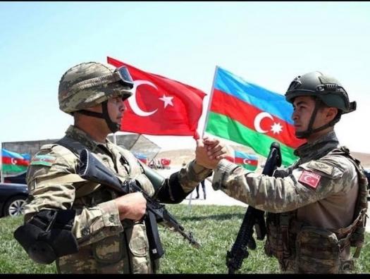 Азербайджан и Турция ответили Европарламенту совместными военными учениями