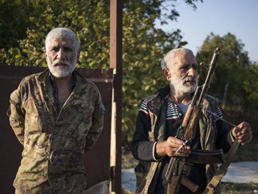 Азербайджанская трагедия и Армянский фарс
