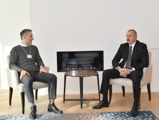 Дважды за год Рондолат приходит к Ильхаму Алиеву. Что за переговоры?