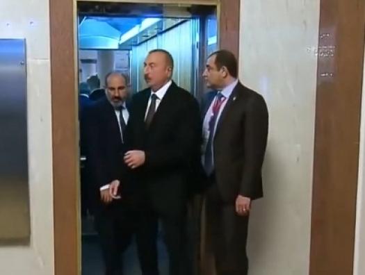 Ильхам Алиев подумал о счастье внуков. Но не Пашинян...