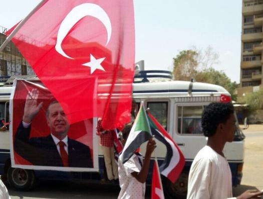 Турция пришла и в Судан
